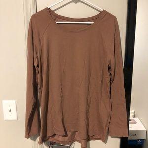 Womens Lululemon Longsleeve Shirt